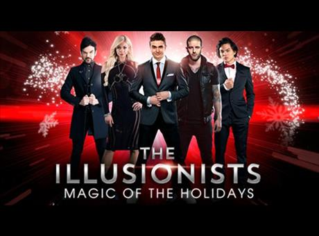The Illusionists: Magic of the Holidays at Neil Simon Theatre